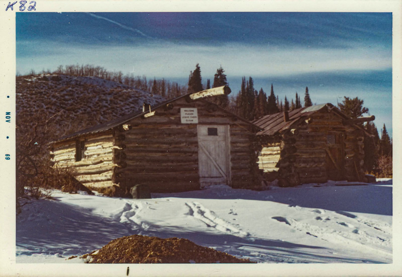 Smith Cabins  - Durst Mountain CWMU
